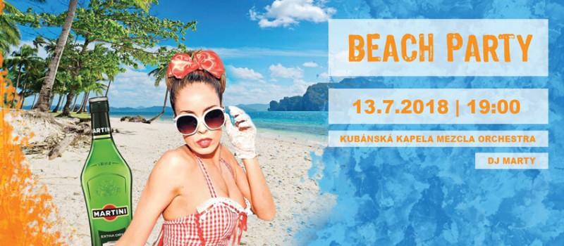 Beach Party 13.07.2018